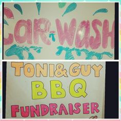 Fun for family and friends t0dayy!! Come out and support our students of Toni&Guy Manteca at the BBQ and Car Wash!