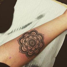 My Mandala tattoo