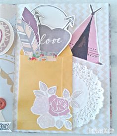 KIT SCRAPBOOK FREE #7 SMASH BOOK
