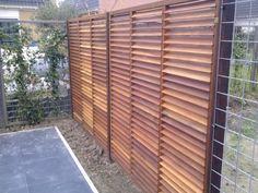 Pool Equipment Cover, Diy Fence, Shutters, Garden Design, Pergola, Deck, Doors, Cedar Wood, Google