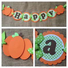 Pumpkin invitation Halloween birthday by ThatCraftyAuntieEm Pumpkin Birthday Parties, Halloween Birthday, Birthday Diy, Birthday Party Themes, Birthday Ideas, Thanksgiving Birthday, Fall First Birthday, First Birthday Photos, First Birthday Parties