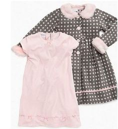 Baby Girl Easter Dress & Coat Set Blueberi Boulevard $68 Value NWT 2 pc ~ 24 Mo #BlueberiBoulevard #DressyHolidayWedding