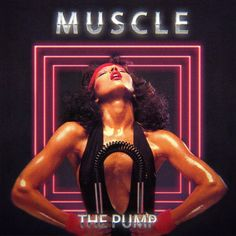 """""""All music and lyrics by Muscle. Vocals on """"The Pump"""" performed by the """"GGC"""" (The personal Gym-Groupie Choir of Muscle).  The concept of """"The Pump"""" is based on the soul-shattering, cocaine fueled, w"""