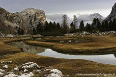 Gloomy Skies (near Lago di Braies) by Cristian Martinelli on 500px