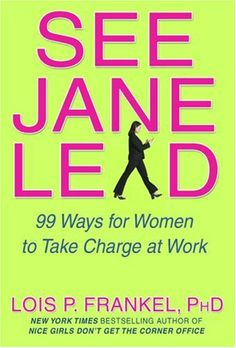 Outlines practical tips for women on how to tap personal leadership strengths in the workplace and at home, explaining how to develop management skills with ease and confidence while overcoming sabotaging behaviors from childhood.