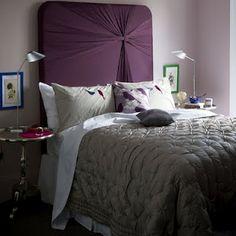 @Janet Brydon - Plum Bedroom for Mom