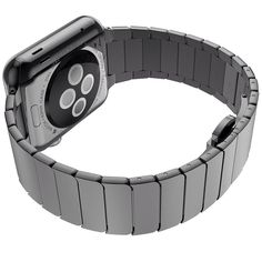 Refined 1-link Metal #Apple #Watchband - more in our profile and website: http://ift.tt/1ULqdgy #iwatch #applewatch #metalstyle