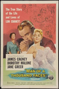 Man of a Thousand Faces 1957 - Production #1844 -