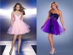 10 Short formal dresses