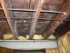 White Mold In Basement - White Mold Removal Tips: How to Kill White Mold on Wood Mold Remover On Wood, Mildew Remover, Cleaning Mold, Household Cleaning Tips, Mold In Crawl Space, Crawl Spaces, Mold In Basement, Basement Waterproofing, How To Kill Mold