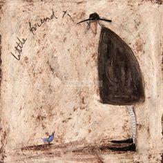 "Panter & Hall: Sam  Toft - ""Little Friend"" 2015"