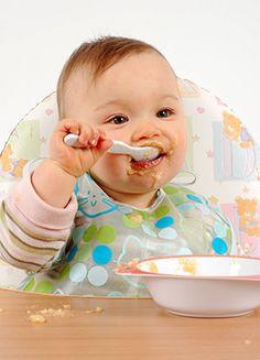Menus pour bébé