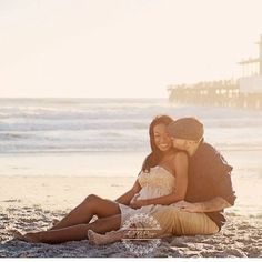 Amazing interracial couple engagement photography on the beach Interracial Dating Sites, Interracial Marriage, Interracial Couples, Black And White Dating, Dating Black Women, Black Couples, Couples In Love, Swirl Dating, Engagement Couple