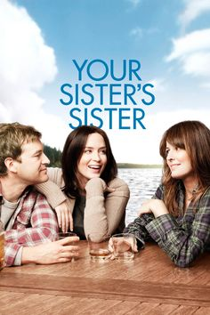 Your Sister's Sister:  finally on NetFlix. This is an incredibly acted story. One of the best I have seen.