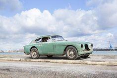 The ex-Count de Salis/MacGregor, 1956 Alpine Rally,1956 Aston Martin DB2/4 Mark II Sports Saloon Chassis no. AM300/1111 Engine no. VB6J/647