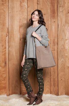 Pantalón Aguila / Sweater Amberes