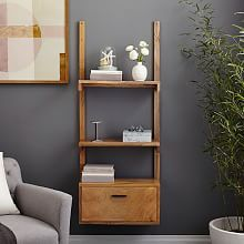 Bookcases, Shelves and Storage for Small Spaces | west elm
