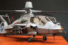 1/48 Boeing-Sikorsky RAH-66 Comanche USMC A what-if Author: André Middeldorf see on arcforums.com