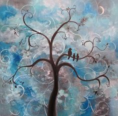 think I am painting this on the wall for the babys room