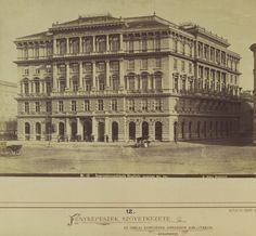 Facade Architecture, Budapest Hungary, Old Photos, Pesto, The Past, Louvre, History, Building, Architecture Sketches