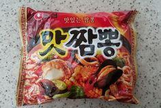 Hot Spicy Korean Premium Instant Noodle NONGSHIM MAT JJAMPPONG Ramen 3,6,9ea #NONGSHIM