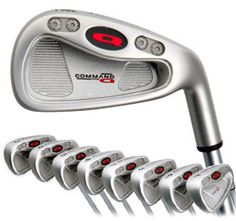 Pinemeadow Command Q Irons