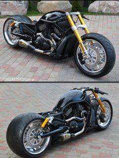 Harley Davidson Night Rod, Harley Davidson Custom Bike, Harley Davidson Motorcycles, Vrod Custom, Custom Harleys, Vrod Harley, Harley Bikes, Harley Gear, Futuristic Motorcycle