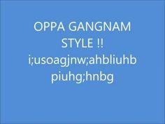 Gangnam Style in Spanish