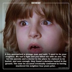 Short Creepy Stories, Short Horror Stories, Spooky Stories, Creepy Facts, Wtf Fun Facts, Creepy Things, Reincarnation Story, Interesting Facts About Humans, Creepy History