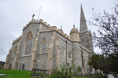 St Columbs Cathedral, Derry - McMonagle Stone British Isles, Barcelona Cathedral, Restoration, Stone, Architecture, Building, Travel, Arquitetura, Rock