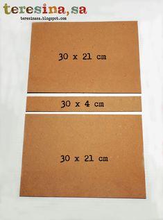 Tutorial caja-libro de cartonaje   Aprender manualidades es facilisimo.com