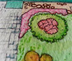 Kim Shadow Yoshi, Landscape Design, Landscape Designs