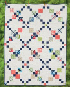 Irish Chain Book + Giveaway - Diary of a Quilter - a quilt blog