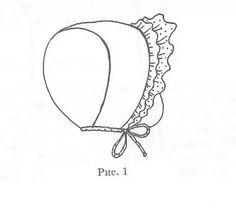 Bonnet pattern for Blythe, from ~ http://blythe.burnet.edu ...