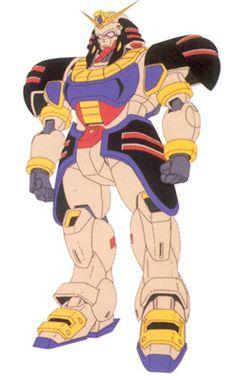 GF4-001NE Pharaoh Gundam IV