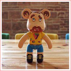 Popobe Bear on Behance