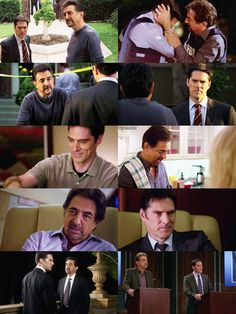 wolvista:  Criminal Minds Meme-[6/6] Brotps David Rossi: If there's one thing I learned from Carolyn's death, it's that life is short. And you deserve to be happy.