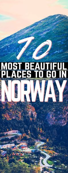 Looking for a Norway itinerary? Here are 10 beautiful places in Norway, from Bergen to fjords, and Lofoten to Flam to help you enjoy your Norway trip! Europe Destinations, Europe Travel Tips, European Travel, Hiking Europe, Travel Packing, Beautiful Places To Visit, Cool Places To Visit, Places To Go, Lofoten