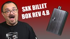 SXK Billet Box review up at youtube.com/vapingwithvic