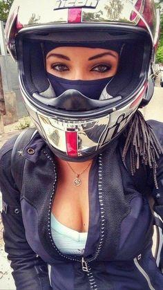 Biker T-shirts, Lady Biker, Biker Chick, Biker Girl, Dirt Bike Girl, Motard Sexy, Motorbike Girl, Street Bikes, Car Girls