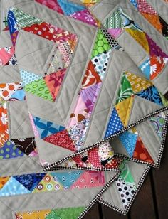 I would love to see this quilt opened