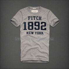 Abercrombie & Fitch men T-shirt AFT12062 |#858094366| :  #fashion #men T-shirt #comfortable #nice