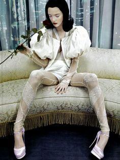 Vogue Italia : 2009 EMMA SUMMERTON