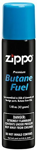 Zippo Butane Fuel 42 gram >>> See this great product.(This is an Amazon affiliate link and I receive a commission for the sales)