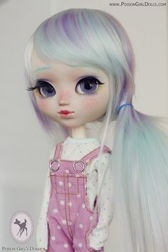 Poison Girl's Dolls === O MY GOD SHE IS SO CUUUUTE