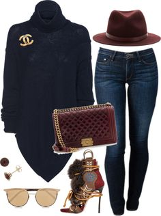Ballerific Fashion Inspiration: What to Wear For the Fall Styled By - Winter Outfits Classy Outfits, Chic Outfits, Fashion Outfits, Womens Fashion, Fashion Hacks, Ladies Fashion, Modest Fashion, Estilo Fashion, Look Fashion