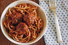 Homemade #Vegan Tempeh Meatballs