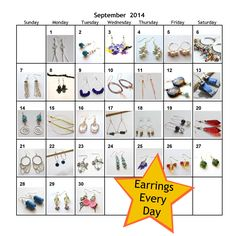 Earring eCourse - learn to make 30 earrings - Kimberlie Kohler Designs Wire Tutorials, Chain Nose Pliers, Tv Episodes, Earring Tutorial, How To Make Earrings, Seed Beads, Something To Do, Glass Beads, Give It To Me