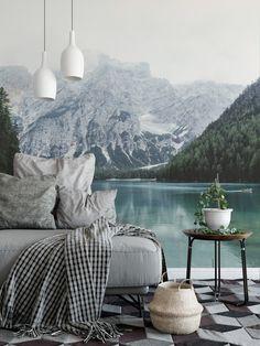 The Best Scandinavian Bedroom Interior Design Ideas 11 Scandinavian Bedroom, Scandinavian Design, Cool Rooms, Autumn Home, Home Look, Home Interior Design, Interior Decorating, Living Room Designs, Bedroom Designs