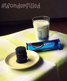 Celebrating Dads with an Oreo Giveaway